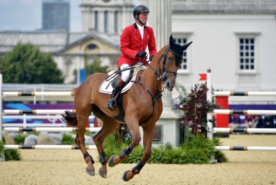 Lansink en Wathelet door in de jumping, Demeersman uitgeschakeld