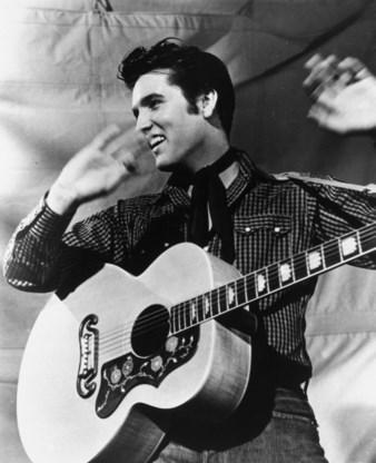 Eerste liefdesboodschappen van Elvis opgedoken