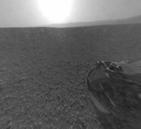 Kijk zelf rond op Mars