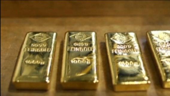 Goudprijs op hoogste stand in elf maanden