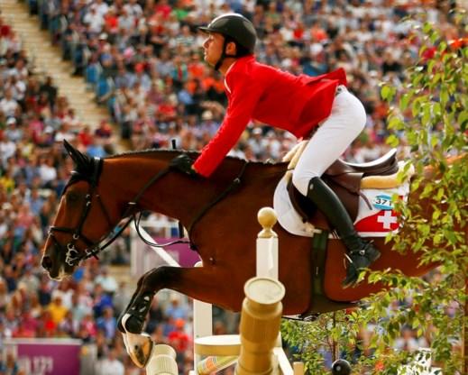Steve Guerdat, zoon Belgische bondscoach, wint goud in jumpingfinale