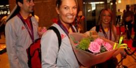 Belgische olympiërs krijgen hartelijk welkom in Brussel