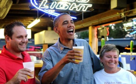 Barack Obama brouwt eigen bier in Witte Huis