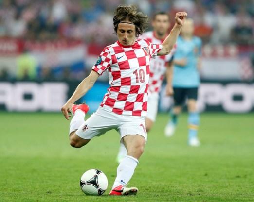 Luka Modric verkast naar Real Madrid