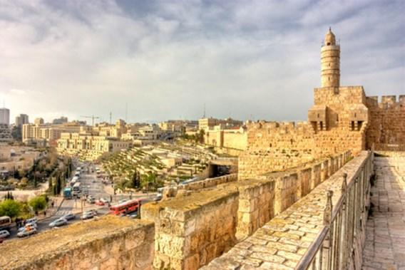 Toerisme neemt toe in Israël