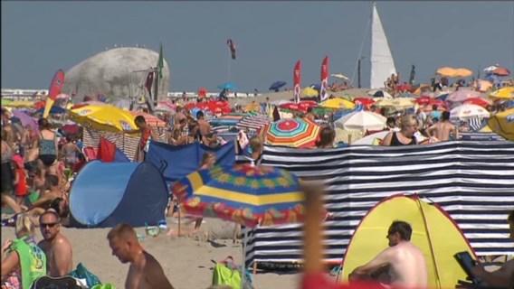 Belgische kust beleeft topweekend