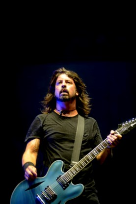 Foo Fighters eren slachtoffers