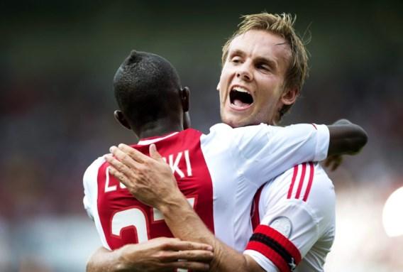 Ajax vernedert NEC met 1-6