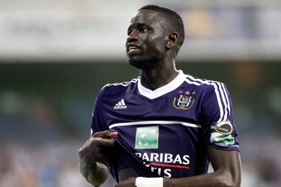 Kouyaté: 'Ik blijf zeker bij Anderlecht'