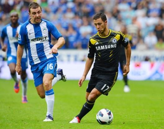 Hazard schittert in Premier League-debuut