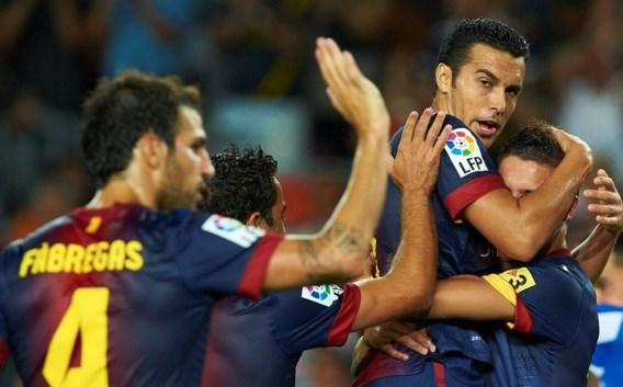 Barcelona begint swingend aan nieuw seizoen