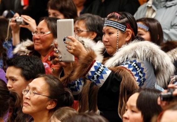 Google gaat op bezoek bij de Inuit
