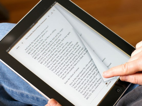 'Dure e-boeken zijn geen alternatief voor het papieren boek'