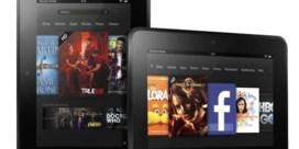Amazon verwijdert reclame op Kindle Fire tegen betaling
