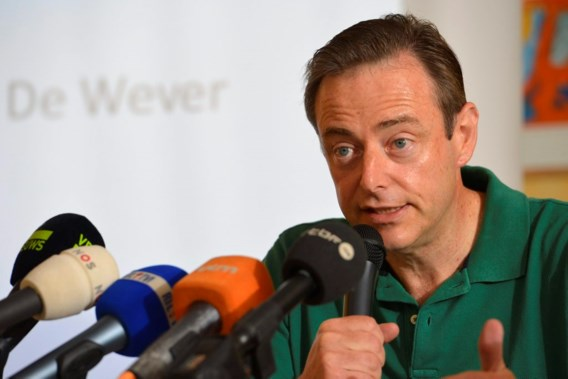 Knack publiceert enkel vragen aan , maar geen antwoorden van Bart De Wever
