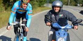 Italiaans bondscoach monstert Belgen tijdens parcoursverkenning
