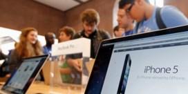 Werknemers Franse Apple-winkels staken op lanceringsdag iPhone 5