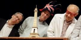 Ig Nobelprijs voor fysica van paardenstaart