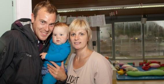 De ouders moeten tegen februari 2013 een nieuwe crèche vinden voor hun kinderen.