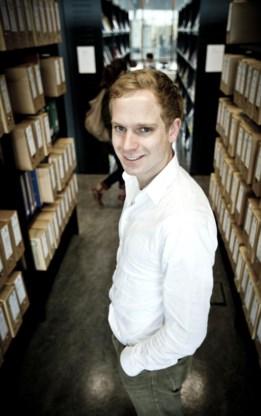Zijn website leverde Niels Helsen een nominatie voor 'Gentse ondernemer van het jaar' op.