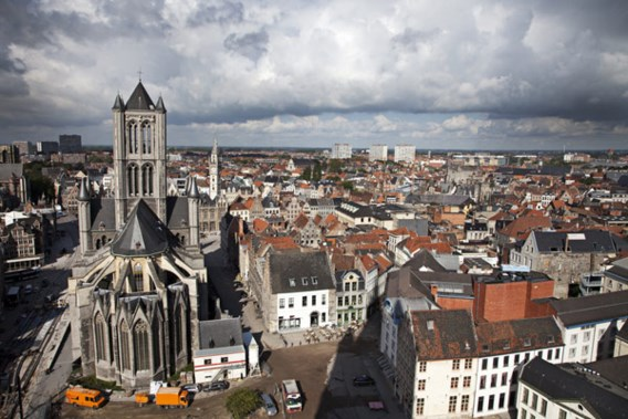 'Ghent is the hipster capital of Belgium'