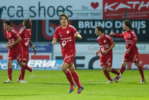 Standard onderuit tegen tien Kortrijk-spelers