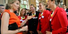 Olympische en paralympische atleten ontvangen op Kasteel in Laken