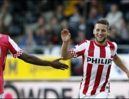 Mertens en Derijck scoren voor PSV