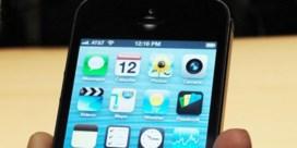 'Productie iPhone 5 ligt niet stil door staking'