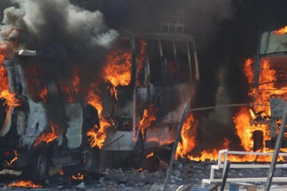 Tientallen gewonden na rellen op Djerba