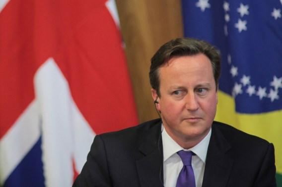 Britse premier dreigt ermee EU-begroting te blokkeren