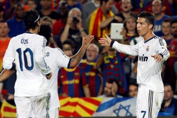 Messi en Ronaldo schitteren in Clasico