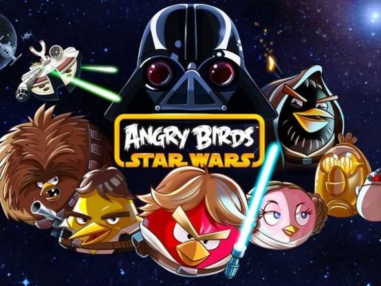 Angry Birds krijgt Star Wars-jasje