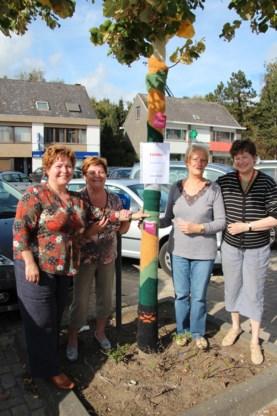 Wildbreiguerilla voor meer vrouwen in de gemeenteraad