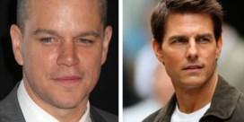 Tom Cruise en Matt Damon kregen slaag van travestiet