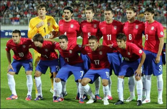 Servië passeert enkele bekende namen voor duel met Rode Duivels