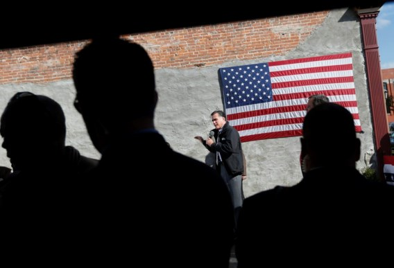 Moeder gesneuvelde soldaat berispt Romney