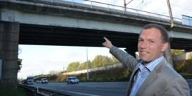 SP.A/Groen wil wandel- en fietsers brug over E19
