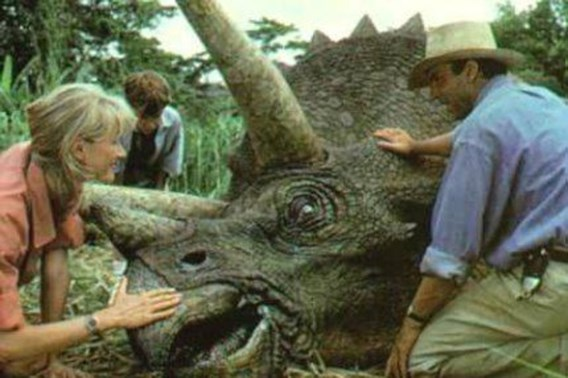 'Jurassic Park' kan nooit werkelijkheid worden