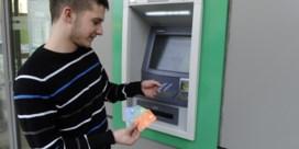 Zondagnacht kan je je bankkaart niet gebruiken