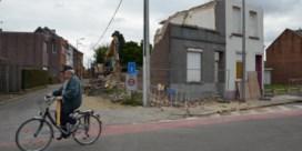 Woningen onder de sloophamer in Hofstade