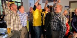 N-VA bouwt feestje in stamcafé De Semse