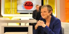 'De heldin van de avond? Martine Tanghe'