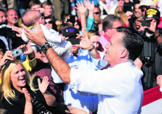 Romney had in het laatste debat niet veel te zeggen over de gelijkheid van mannen en vrouwen.