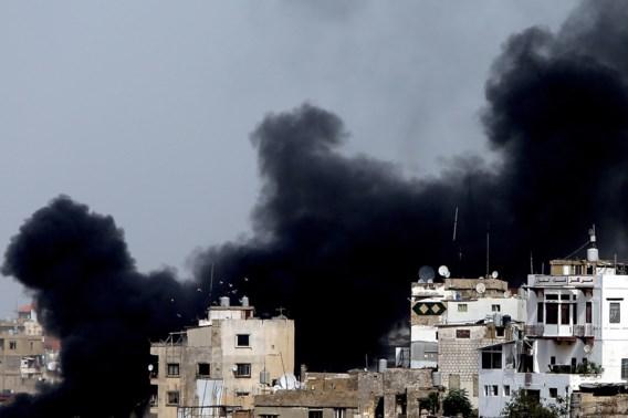 Schermutselingen tussen soldaten en gewapende soennieten in Beiroet