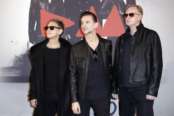 Depeche Mode op Rock Werchter 2013