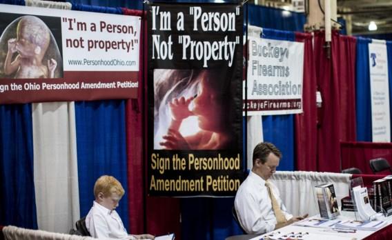 Personhood Ohio is een organisatie die ijvert voor het afschaffen van het recht op abortus.