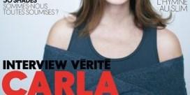 Carla Bruni: 'Sarkozy komt niet terug'