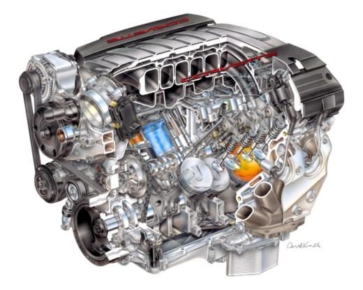 Chevrolet Corvette C7: oma met pacemaker