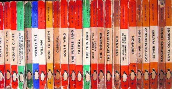 Penguin is een vaste waarde in de Engelstalige boekenwereld.